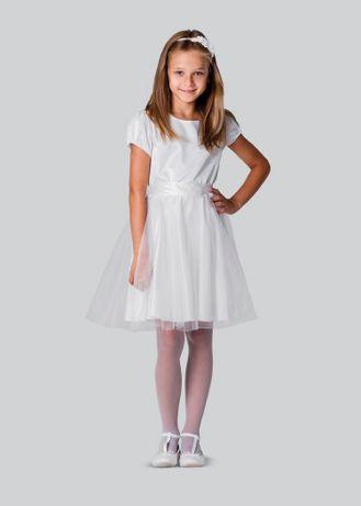 0075e2efdf Sukienka wizytowa dla dziewczynek   Chrzest   Komunia   Wesele Wrocław -  image 1