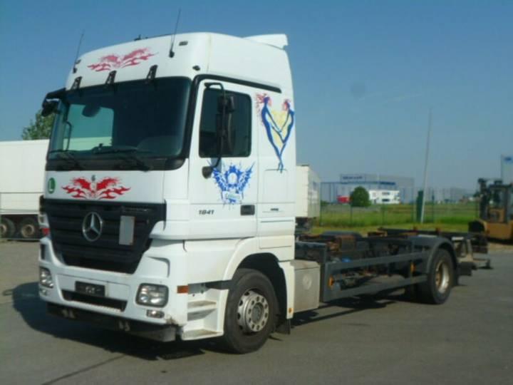 Mercedes-Benz Actros 1841 LL MP II BDFu002FMSPu002F484 TKMu002F3 Pedale - 2008