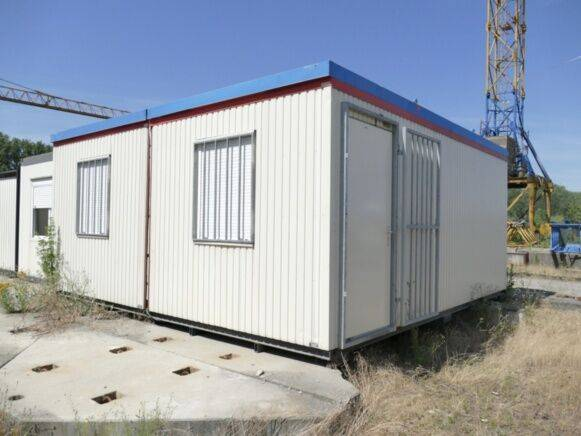Sale double site container warsco office cabin container for  by