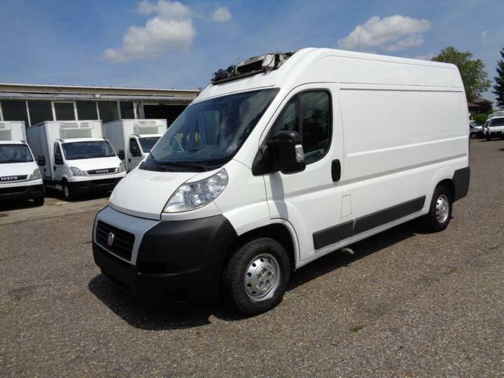 Fiat Ducato 120 *Thermo-King*Tiefkühler* - 2011