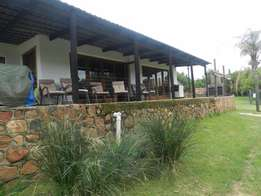 5.4ha Plot in Roodeplaat with 3 Bedroom House, a Must See !!!