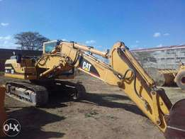 CATERPILLAR 320 BLC Excavator for sale