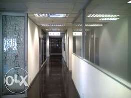 Privacy Film for Office partitions and glass
