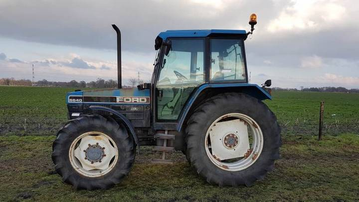 Ford 6640 - 1997