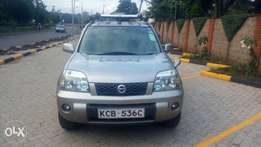 Nissan xtrail 2007model 4wd optional.
