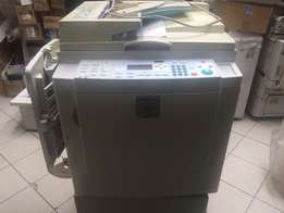 Ricoh Nashua Aficio DX3240 A4 Hi-Speed Duplicator CopyPrinter