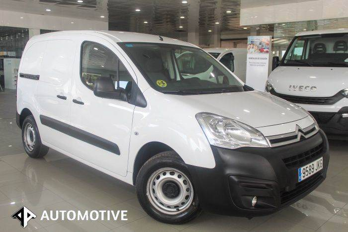 Citroën Berlingo Furgón Club 1.6hdi 90 - 2015