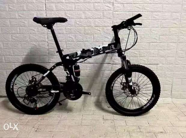 NEW Pieces - 20 inch Foldable Kids Bike - High Quality