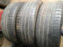 255-45R20 mishelin tyres for sale