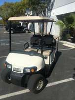 Selling My EZGO Golf Cart
