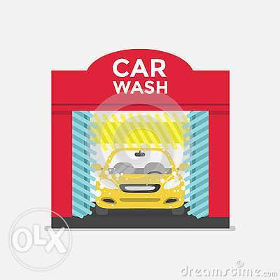 Carwash space Woodly - image 1
