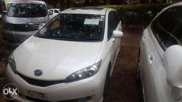 for sale toyota wish with sunroof 2010 model