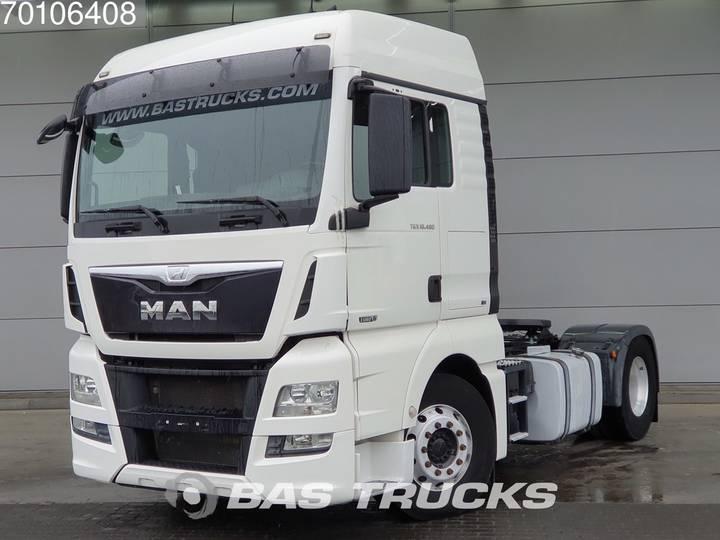 MAN TGX 18.480 XLX 4X2 PTO Intarder Euro 6 - 2013