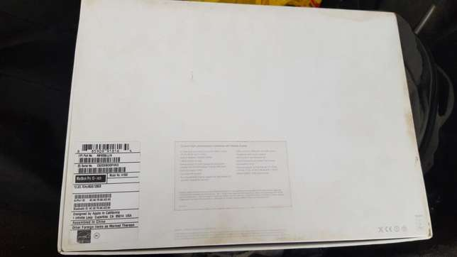 Extra mint Yankee used 256gb 8gb MacBook pro 2015 for sale for low prc Ibadan Central - image 6