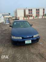 Sparkling clean Honda Accord bullet manual