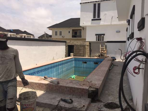 5 beds, 5 baths, 6 toilets plus bq Lekki - image 8