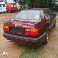 Neatly Foreign Used Volkswagen Vento 00