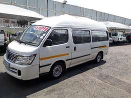 14 Seater 2010 CMC Amandla 14 Seater Taxi In Good Condition