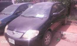 Toyota Corolla,manual gear,Nigeria use