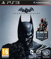 Ps3 Game Batman Arkham Origin