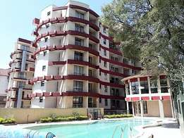 Kilimani Superlative 3 Bedroom Apartment With DSQ For Rent