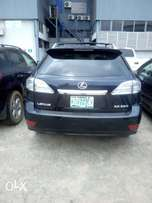 2months Used 2010 Lexus Rx350 full options