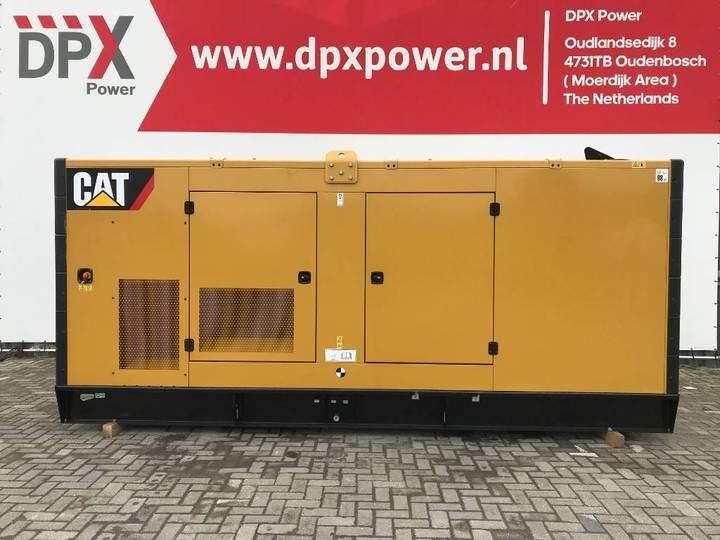 Caterpillar C15 - 550 kVA Generator - DPX-18027 - 2019