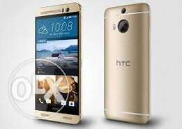 Clean HTC One M9+ Black 32 Gb