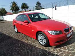 2006 BMW 320d with Sunroof and low KM