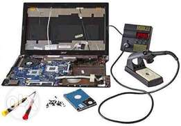 Laptop desktop repairs and sales