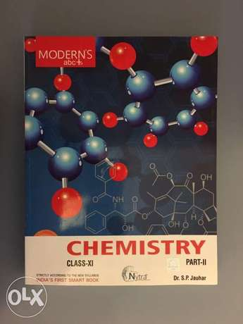 Modern ABC Chemistry for Class XI (Part I and II)