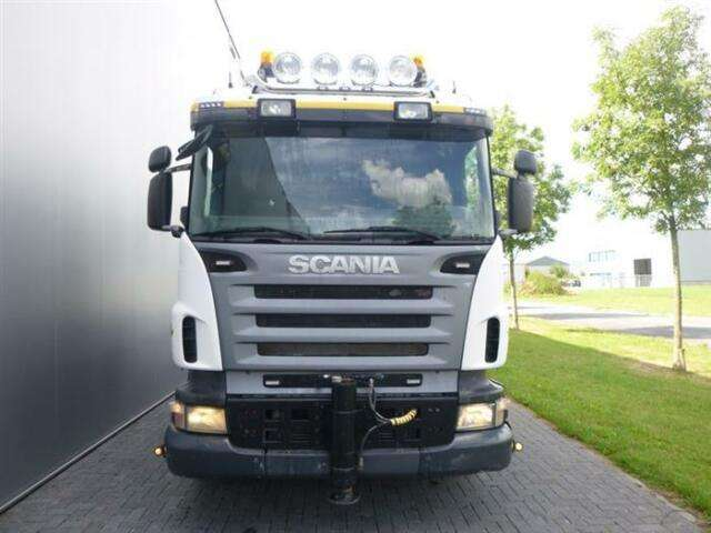 Scania R480 8x2 Hmf Odin O K5 With Jib Euro 4 - 2007 - image 10