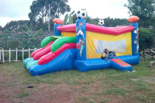 Bouncing castle for hire Nairobi CBD - image 1