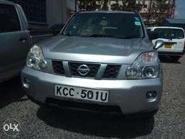 Nissan Xtrail clean fully loaded KCC registration 2008 model new shape