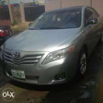 Neatly used 2008 Toyota Camry.