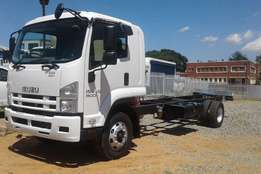 Isuzu Chassis cab FSR 800 AMT Truck for sale