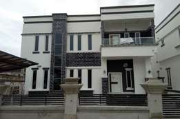 Detached duplex with swimming pool for sale in lekki county estate