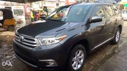 A Superb Toks 2013 Highlander for sale