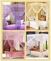 Treated mosquito nets with firm Stands on offer !!!