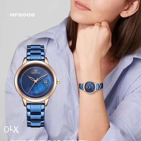 2019 NAVIFORCE Women Watches Top Luxury with warranty one year