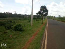 development (1/2) acres of lands for sale at garden estate marurui roa