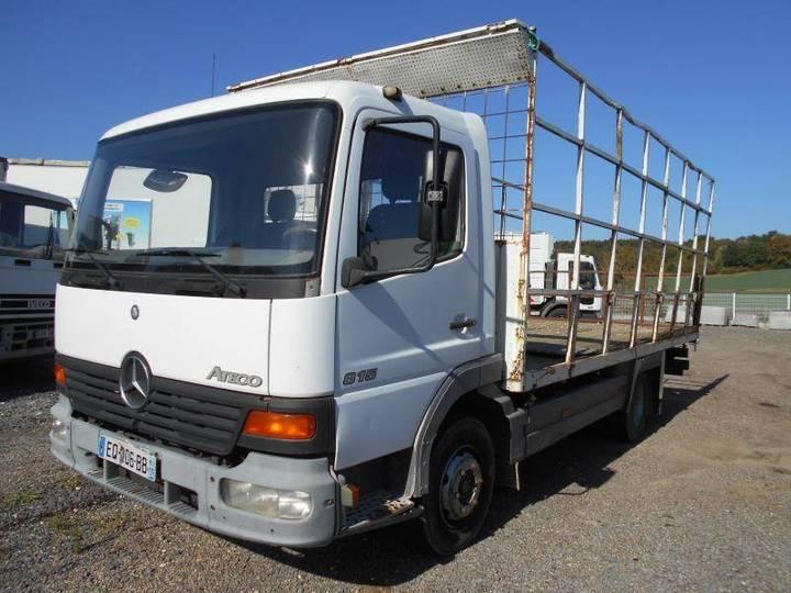 Mercedes-Benz Atego 815 - 2000