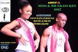 Modeling Auditions