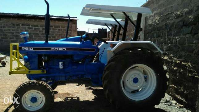 Tractor ford 5610 Elgonview - image 4