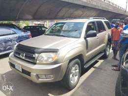 Toyota 4runner (Xtremely Clean)