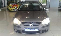 VW Golf 5 1.9 TDi Comfortline