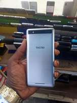 4days Tecno l8 lite with receipt