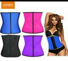 Ladies Steel boned Latex Waist Trainers!