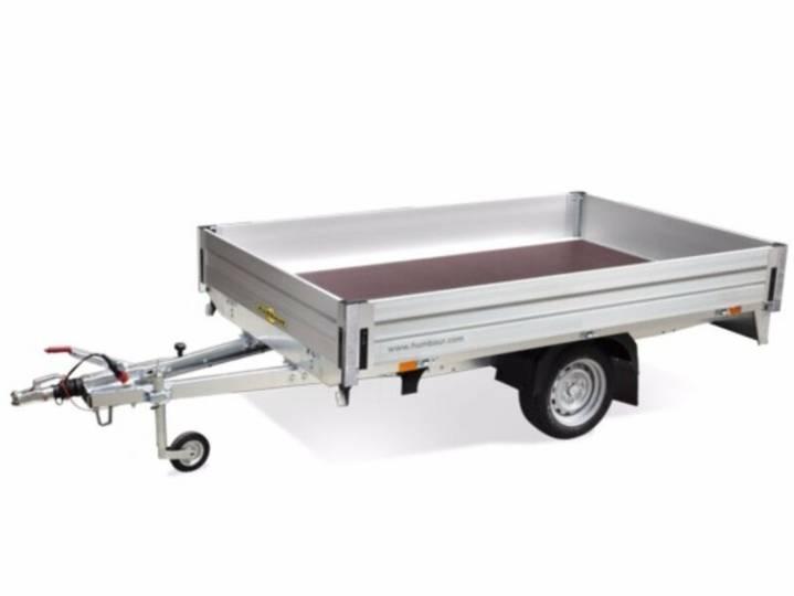 Humbaur HN 15 26 16 - 1500 kg