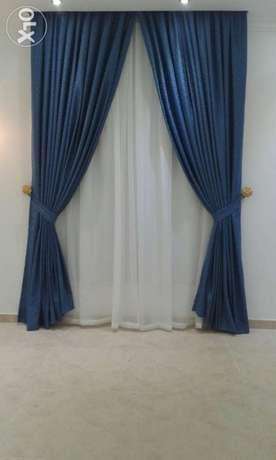 Carper curtain wallpaper sofa